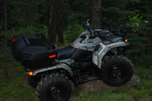 ATV Rididng and rentals Ontario